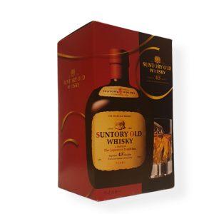 rượu Suntory Old Whisky 43%